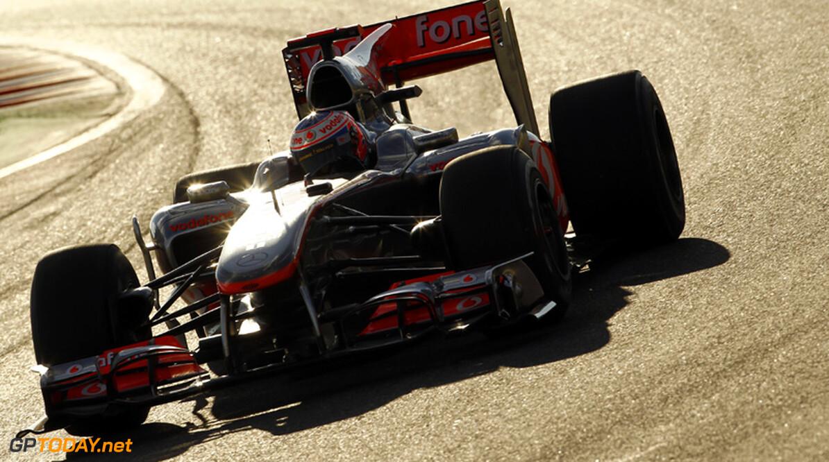 """McLaren: """"We moeten in Zuid-Korea echt voor Webber eindigen"""""""