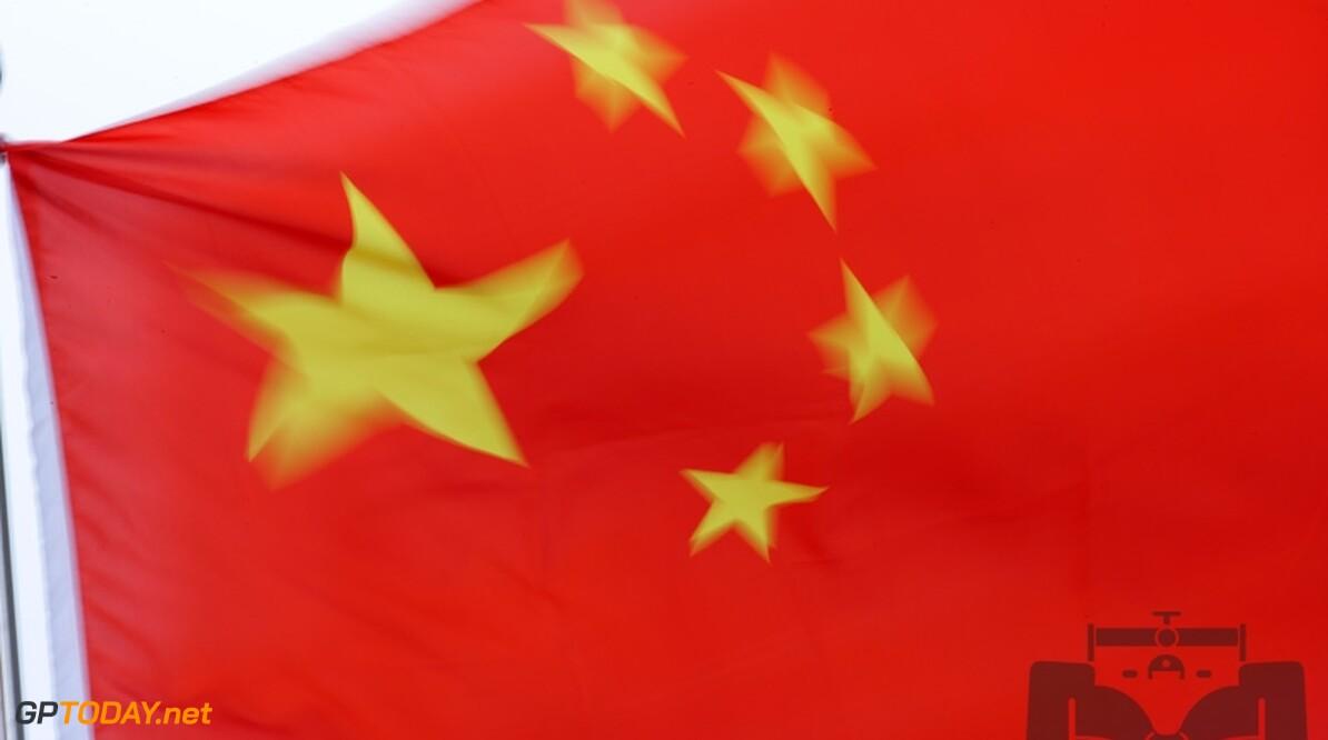 Grand Prix van China volgend jaar in april