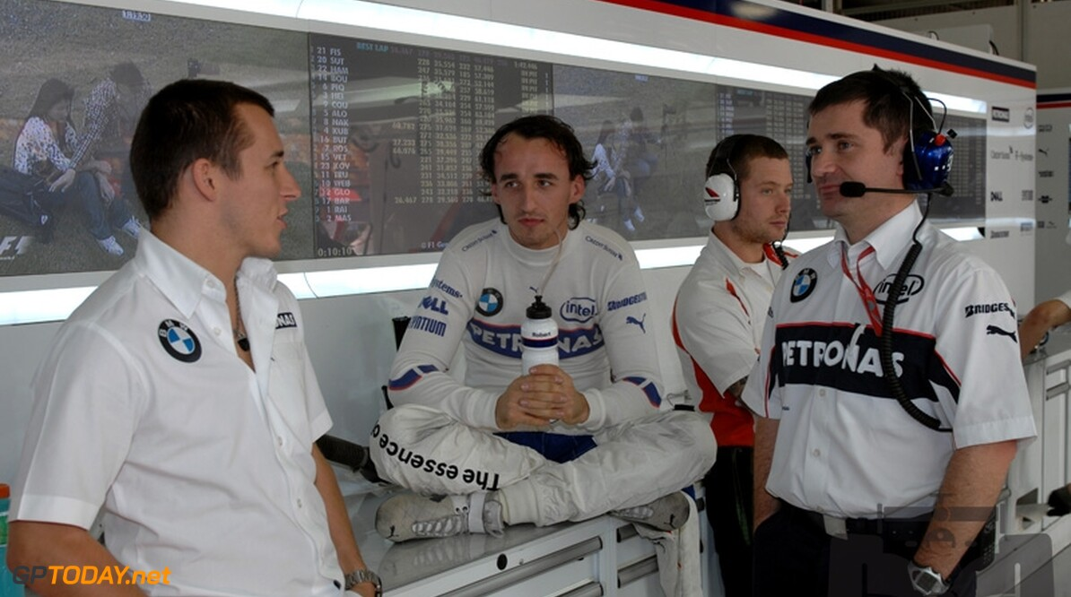 Kubica niet te spreken over de balans van zijn F1.08