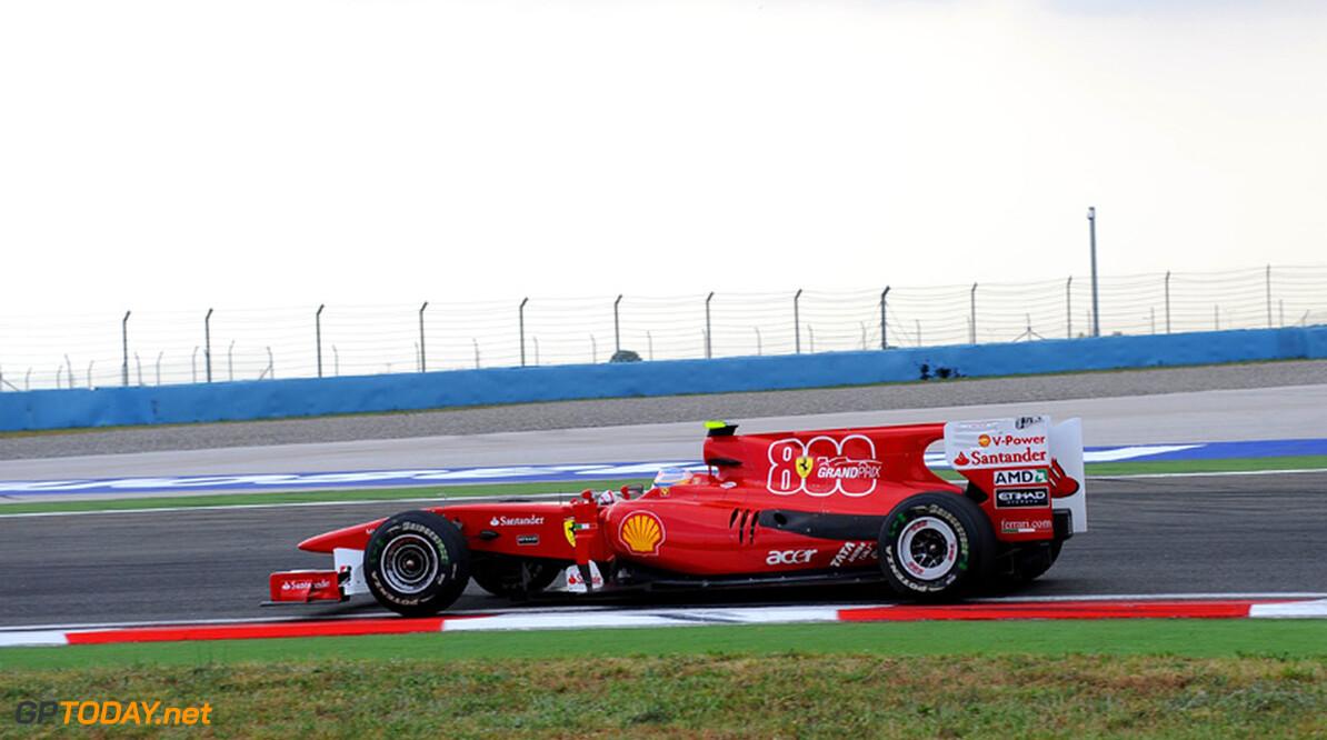 """Fernando Alonso: """"Ik heb vertrouwen in Ferrari"""""""