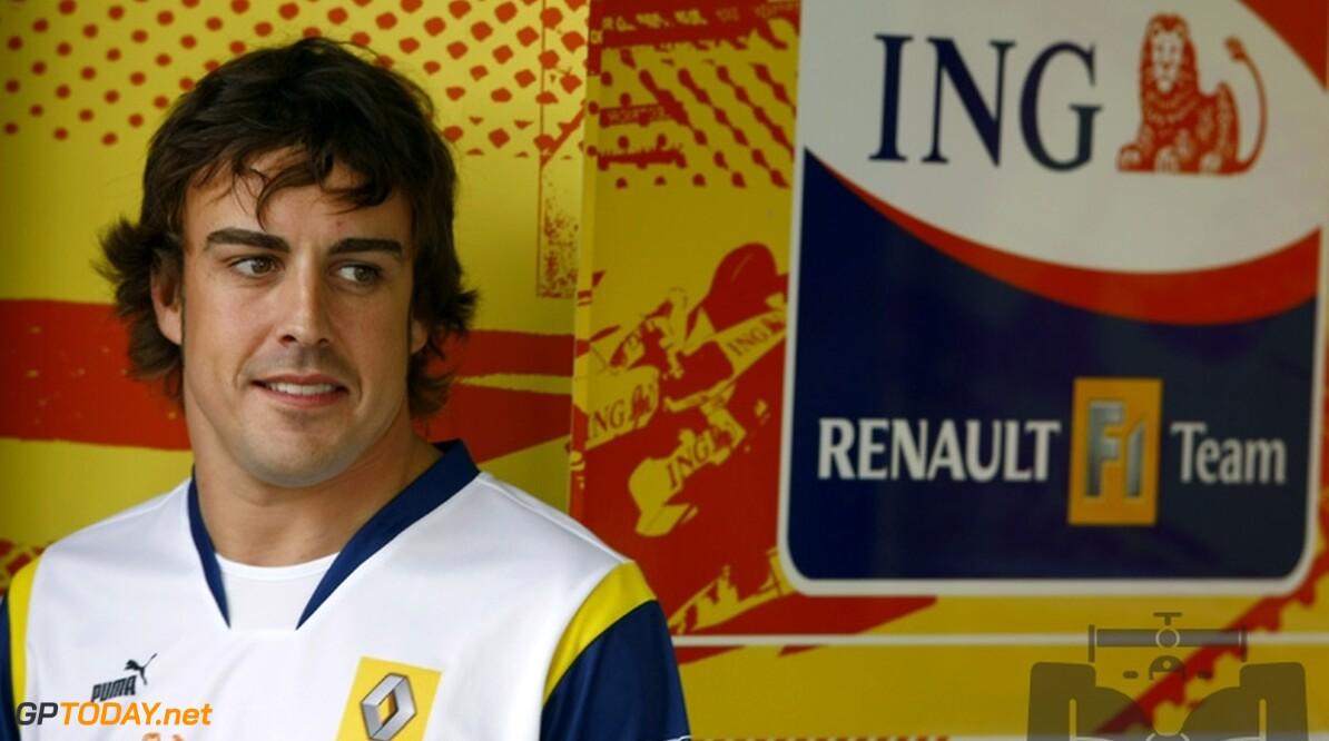 Renault bevestigt Alonso en Piquet voor 2009
