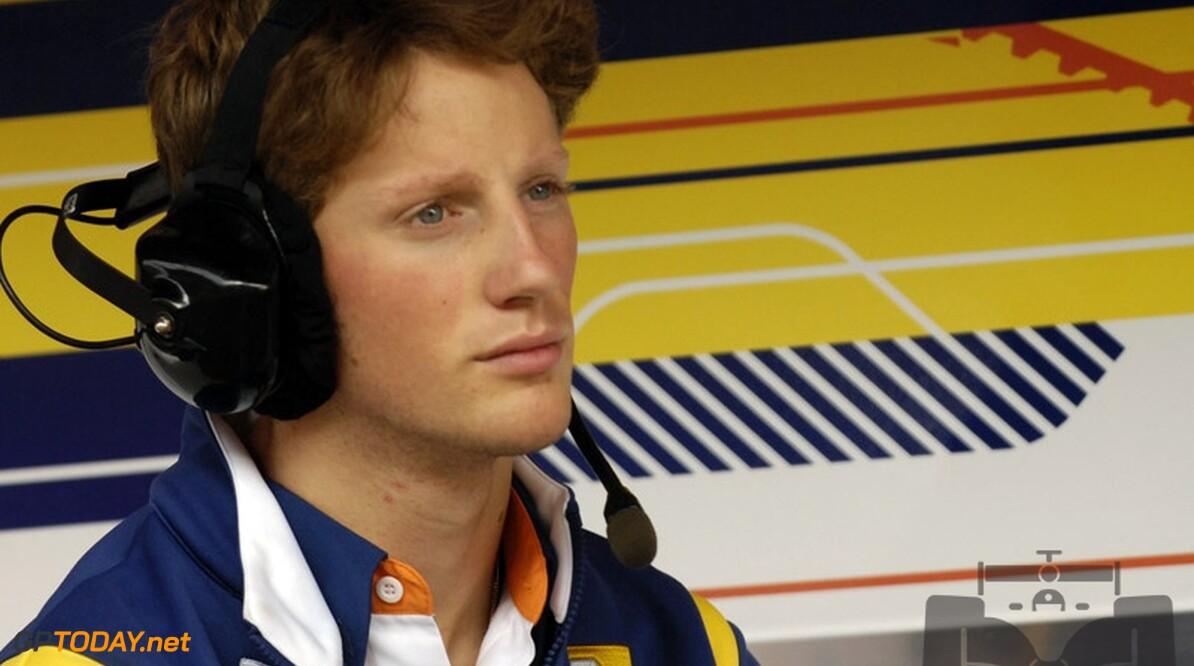 "Renault: ""Grosjean nog te jong voor debuut in Formule 1"""