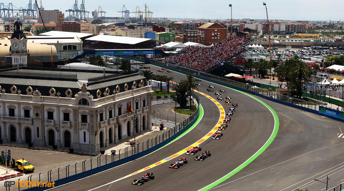 Valencia ontkent dat het van Grand Prix-contract af wil