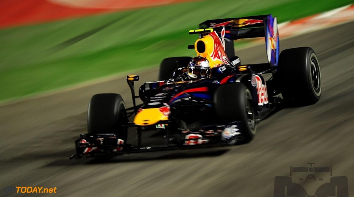 """Sebastian Vettel: """"Straf in Singapore was onterecht"""""""