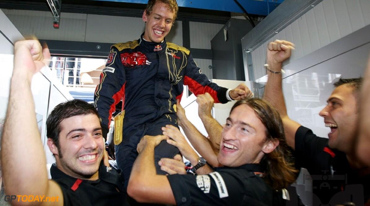 """Stuck: """"BMW Sauber had Vettel moeten houden"""""""