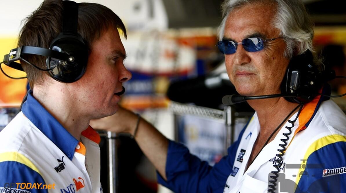 Briatore sluit rol bij Ferrari niet uit en blaast loftrompet voor Alonso