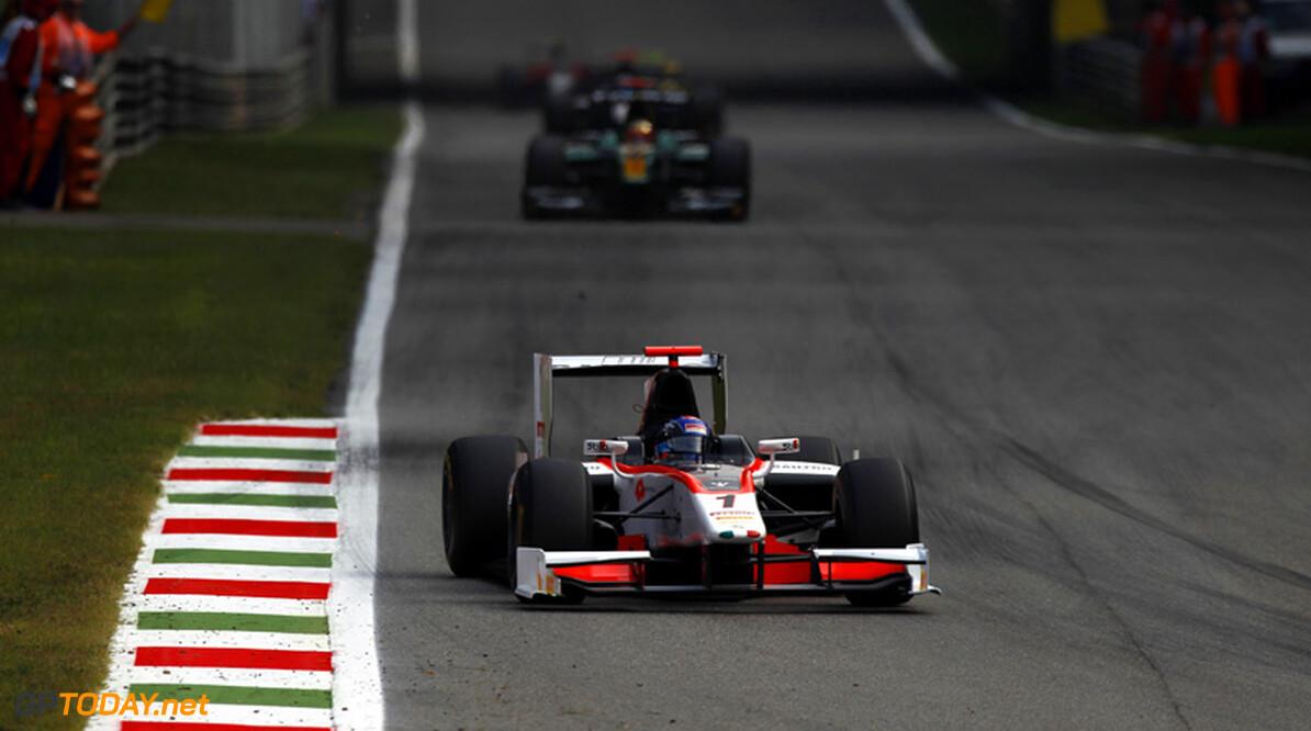 Trident Racing legt Richelmi vast voor volledig seizoen 2012