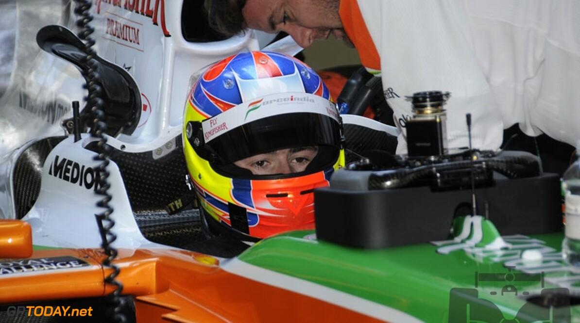 Di Resta neemt in wachtkamer voor Force India-reserverol plaats