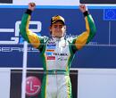 Esteban Gutierrez ends test in Barcelona on top