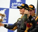 """Herstellende Grosjean: """"Twee keer podium gehaald met gebroken hand"""""""
