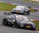 Bruno Spengler met BMW aan kop tijdens warm up