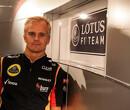 Kovalainen announced as stand-in for Raikkonen at Lotus