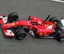 Rugklachten Räikkönen zijn verleden tijd