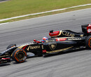 Grosjean was told Lotus could challenge for world championship in 2014