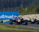Max Verstappen feliciteert Ocon met Europese titel