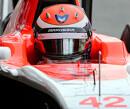 'Rossi in tussenjaar naar Dale Coyne Racing'