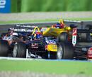 Auer wint derde race, Verstappen geen vicekampioen