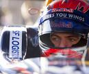 Max Verstappen start kwalificatierace vanaf P5