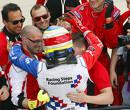 Rowland wint eerste race in Oostenrijk, De Vries derde