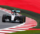 Red Bull Ring dag 2: Rosberg acht tienden los