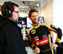 Grosjean enjoys first simulator run for Haas F1 Team
