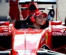 """Gutierrez: """"Nam veel risico met overstap naar Ferrari"""""""