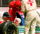 <b>Ayrton Senna Special</b>: Extra : De ongelooflijke crash van Rubens Barrichello (29 april 1994)