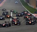 Laatste GP2 race afgebroken na massale crash