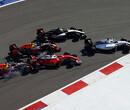 GP Rusland: Kvyat torpedeert Vettel, Hamilton negeert Poetin