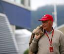 Mercedes bedankt Niki Lauda voor zijn bijdrage