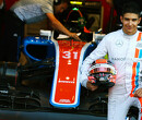 """Not much"" has changed for Ocon one year on from debut"