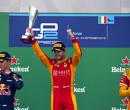 Titelstrijd GP2 helemaal open na winst Giovinazzi en slechte race Gasly