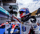 Alexander Albon takes pole for race one in Abu Dhabi