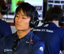 Matsushita wil nog steeds in de Formule 1 rijden