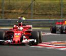 Testupdate: Bliksembezoek Vettel, Kubica zeer actief