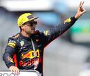 Ricciardo not denying 20M Dollar offer from McLaren