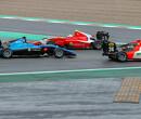 Beckmann wint eerste GP3-race op Spa in stijl