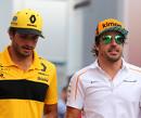 Flavio Briatore hielp Alonso met onderhandeling bij Renault