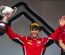 Fuoco wint sprintrace in Abu Dhabi, De Vries op P5