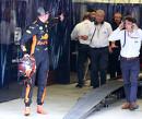 """Esteban Ocon over moment met Verstappen: """"Wilde het publiekelijk en persoonlijk oplossen"""""""