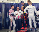 Ocon and Verstappen clash in parc ferme