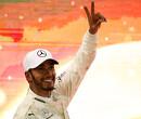 """Hamilton waarschuwt tegenstanders: """"Het kan nog beter in 2019"""""""