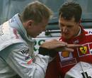 'Foto's aan bed gekluisterde Schumacher aangeboden voor 1 miljoen pond'