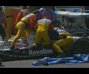 The second chance: Nigel Mansell - Broken neck, tears and a championship loss at Suzuka