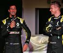 """Ricciardo en Hulkenberg zijn het met elkaar eens: """"Niet klagen, want nu hebben we echt vrije tijd"""""""