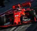 Leclerc tops morning session as times tumble