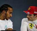 """Max Verstappen: """"Ferrari niet op snelheid te pakken, Hamilton wel"""""""