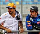 Sainz denies Alonso helped ease McLaren transition