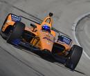 Alonso langzaamste op eerste open testdag voor Indy 500, Sato snelste