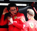 Binotto: No specific reason led to Vettel's Ferrari departure